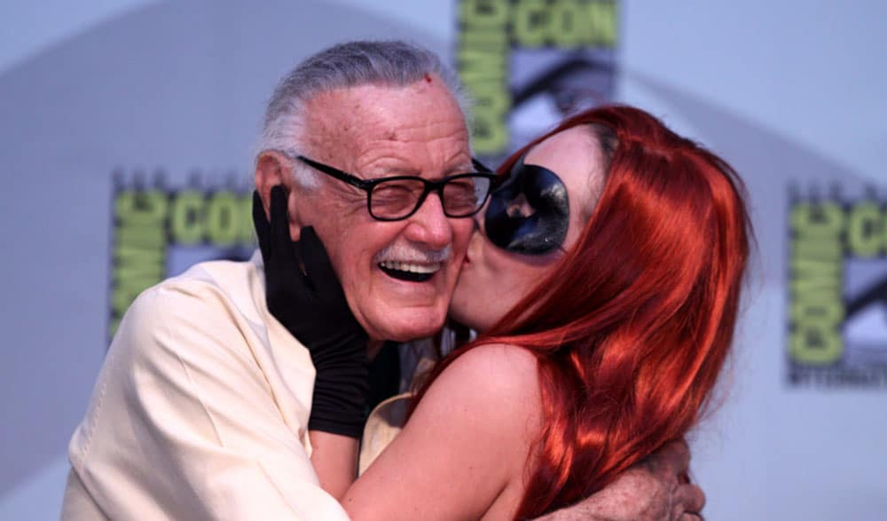 Comic-Con: 7 Lessons on Collaboration from Marvel's Stan Lee