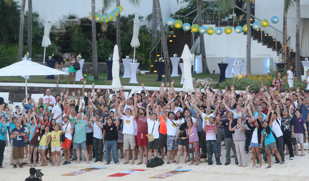 Geeks On A Beach Palawan Philippines #GOAB2017