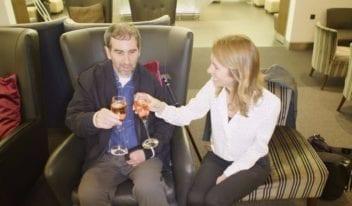 Joe's First Flight – British Airways Takes Special Customer On Milestone Journey