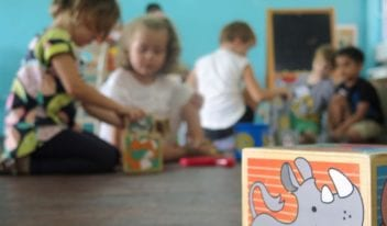The Priceless Gift Of Playgroup For Children