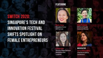 Singapore's Tech And Innovation Festival Shifts Spotlight On Female Entrepreneurs