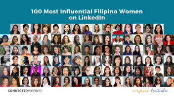 100 Most Influential Filipino Women on LinkedIn