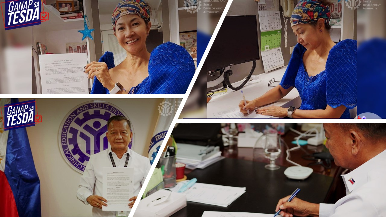 TESDA inks partnership with CONNECTED WOMEN for digital training